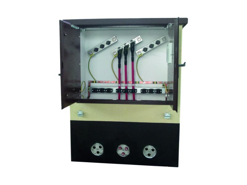 Rozgałęźnik kablowy SN typu RKL