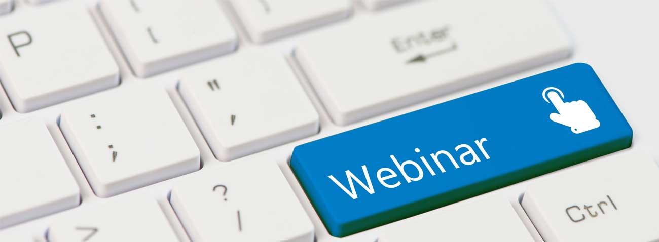 Webinary – szkolenia on-line
